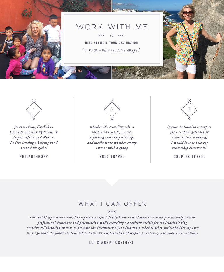 Work With Me - Jennifer | Travel Like a Prince Blog
