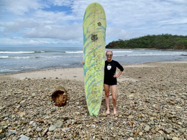 Luxe Lara - 5 lessons learned from stretching, sun, and surf