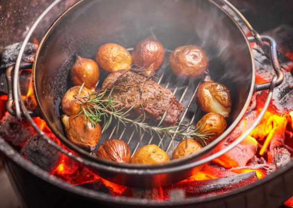 Matador Network - Dutch oven cooking is the best way to eat well while camping